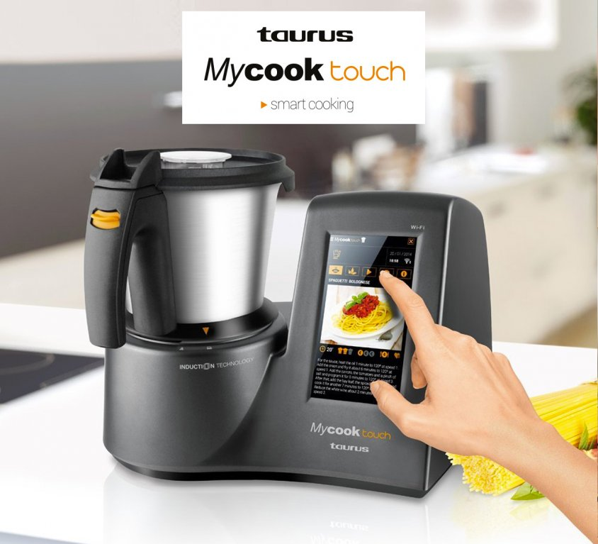 Unboxing MyCook Touch Taurus